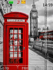 London theme screenshot