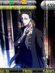 Tokyo Ghoul Uta Theme-Screenshot