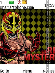 WWE Rey Mysterio tema screenshot