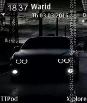 BMW Black theme screenshot