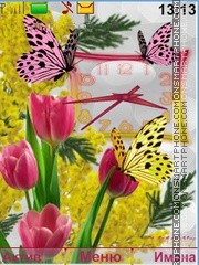 Flowers ✿✿ tema screenshot