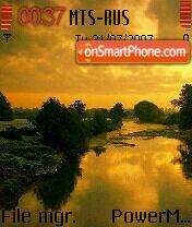 Nature 08 theme screenshot