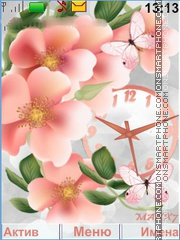 Flowers ✿ tema screenshot