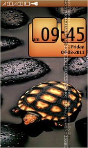 Turtle 05 tema screenshot