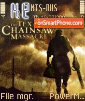 Chainsaw Massacre theme screenshot