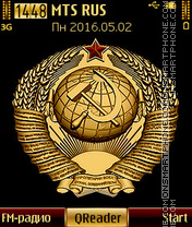 The USSR theme screenshot