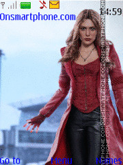 Scarlet Witch Theme-Screenshot