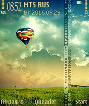 Dream Day tema screenshot