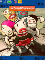 Comon theme screenshot