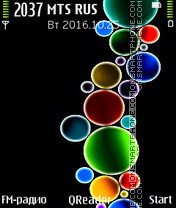 Art Color theme screenshot
