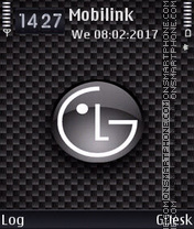 LG theme screenshot
