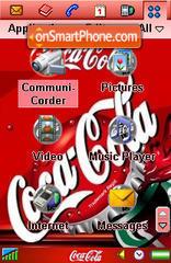Coca Cola 01 es el tema de pantalla