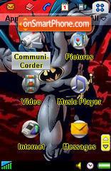 Batman 05 es el tema de pantalla