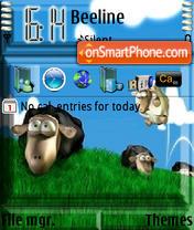 Sheep 01 theme screenshot