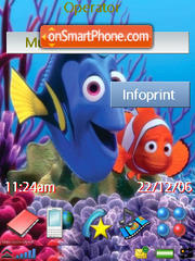 Nemo 01 theme screenshot