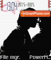 Love 07 es el tema de pantalla