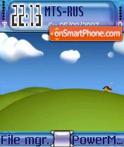 Azure Dream World Screenshot