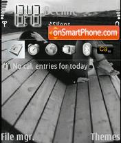 Lonley theme screenshot