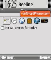 Ru Style One theme screenshot