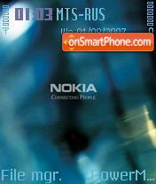 Nokia 03 es el tema de pantalla