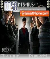 Order Of Phoenix es el tema de pantalla