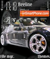 Скриншот темы Nissan 350Z