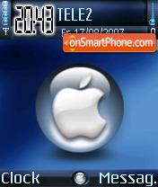 Apple_Tapon theme screenshot