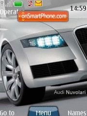 Audi Nuvolari 01 Theme-Screenshot