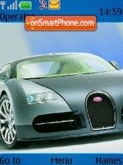 Bugatti 02 tema screenshot