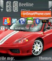 Ferrari 360 es el tema de pantalla