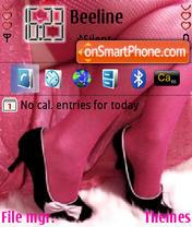 Love 08 theme screenshot