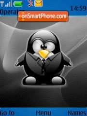 Business Tux. theme screenshot