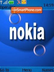 Скриншот темы Nokia 05