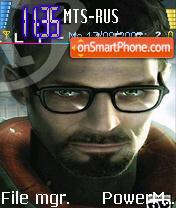 Half Life 2 es el tema de pantalla