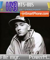 Eminem v7 es el tema de pantalla