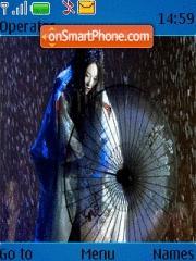 Geisha 01 Theme-Screenshot