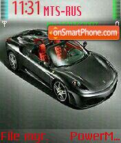 Ferrari 430 es el tema de pantalla