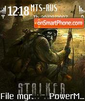 Stalker 03 es el tema de pantalla