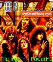 Kiss 04 es el tema de pantalla