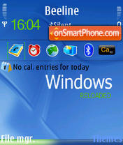 Windows Reloaded theme screenshot