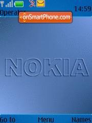 Скриншот темы Nokia 06