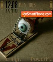 Eye 02 es el tema de pantalla