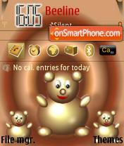 Barri theme screenshot