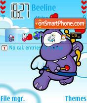Capture d'écran Cupid Wippo thème