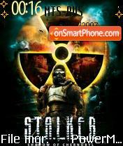 Stalker 04 es el tema de pantalla