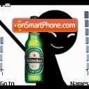 Beer 01 es el tema de pantalla