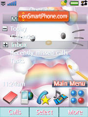Kitty theme screenshot