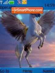 Pegasus 01 theme screenshot