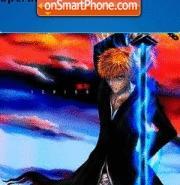 Bleach 07 theme screenshot