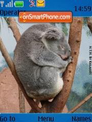 Koala theme screenshot